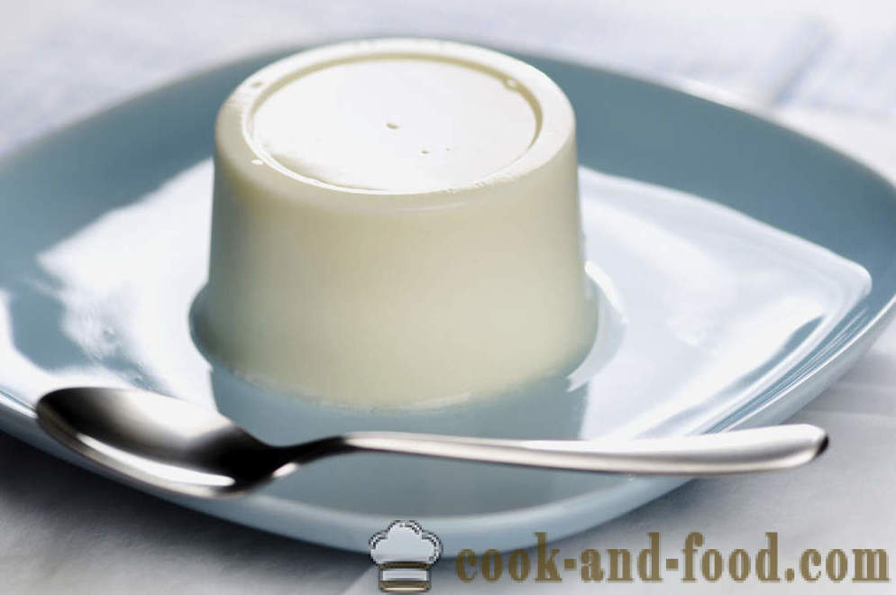 Recept: Melk Jelly
